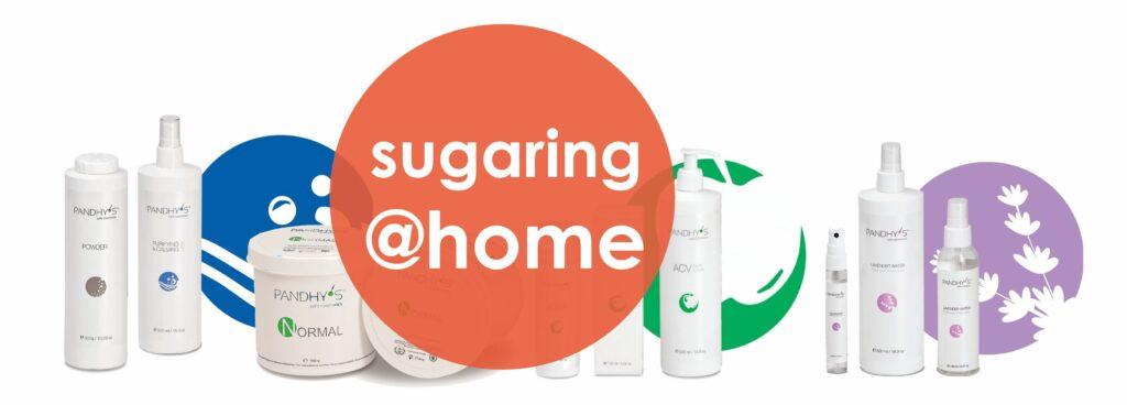 ontharen met suiker kan nu ook makkelijk thuis